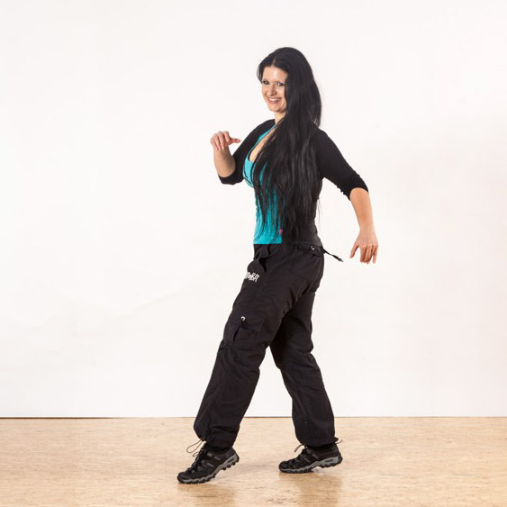 Fit dance gold