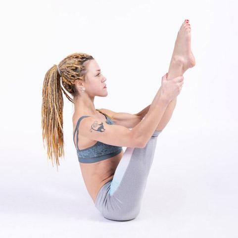 Pilates: mírně pokročilí a výše