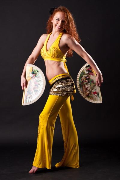 Orientální flamenco: Mírně pokročilí a výše