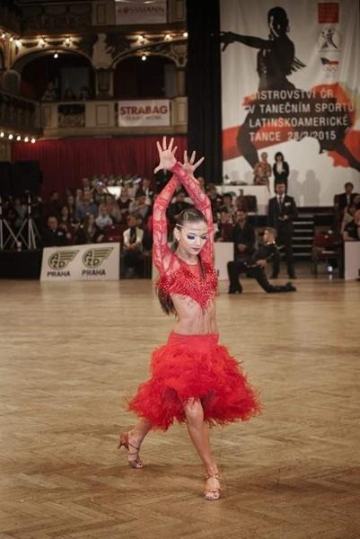 Lady sexy dance