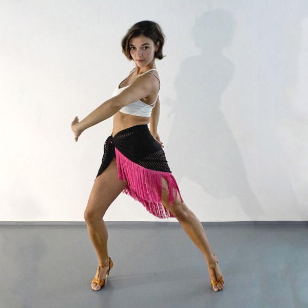 Latin dance sólo: mírně pokročilí a výše
