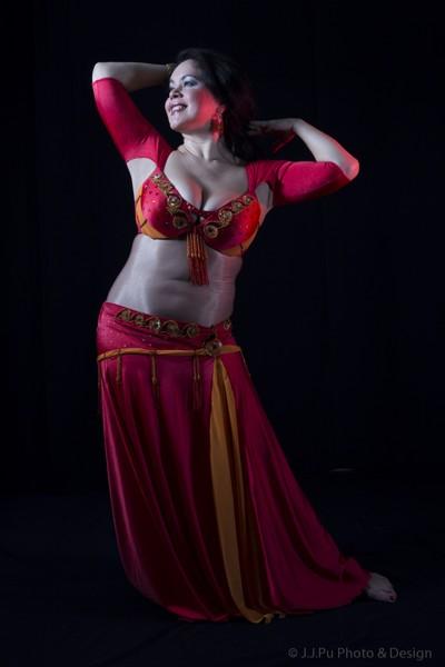 Orientální tanec: mírně pokročilí a výše