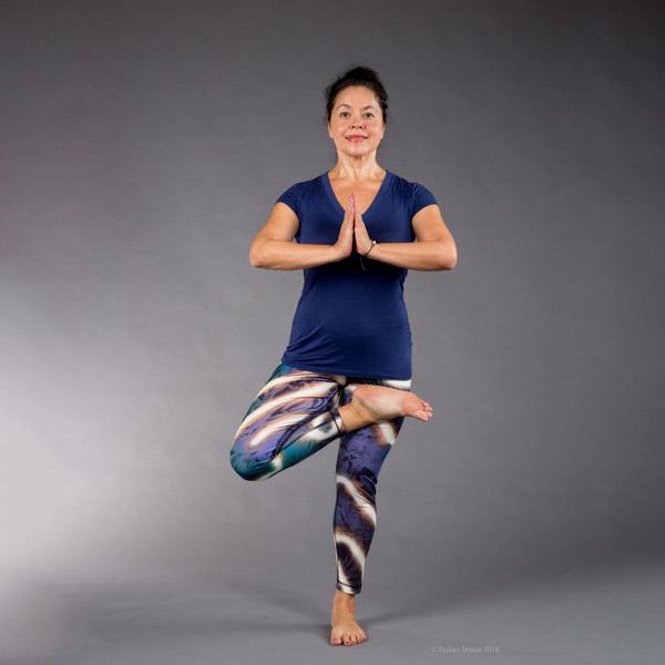 Jógová terapie pro kosterní svalstvo online G.MEET