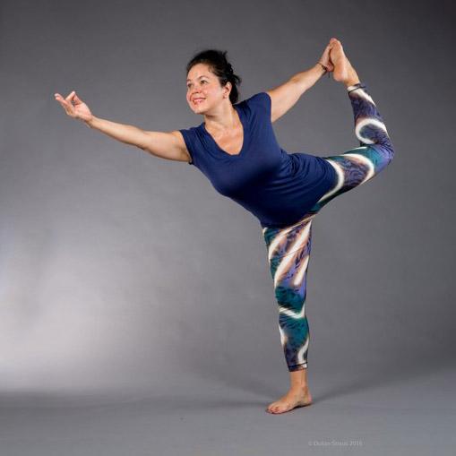 Jemná jóga (online GOOGLE MEET)