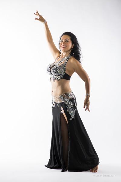 Orientální tanec: Začátečníci