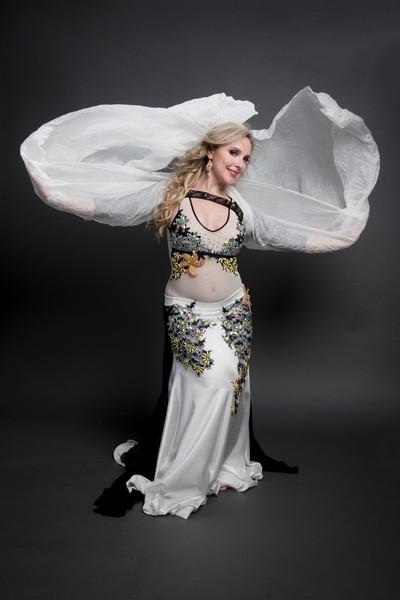 Balet pro orient, plynulé pohyby, paže, koordinace
