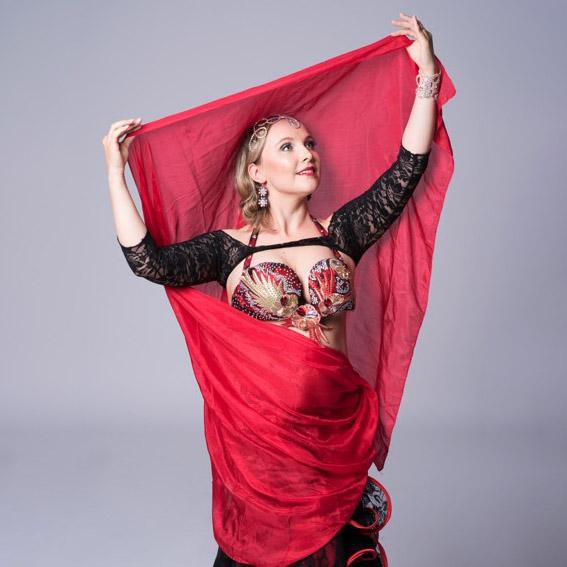 UČÍM, TEDY JSEM (Lektor Orientálního Tance)