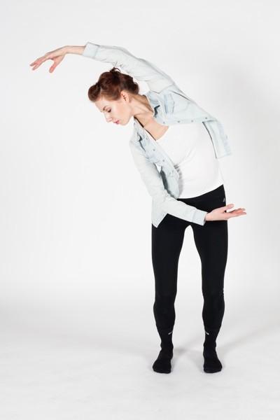 Contemporary dance: Středně pokročilí