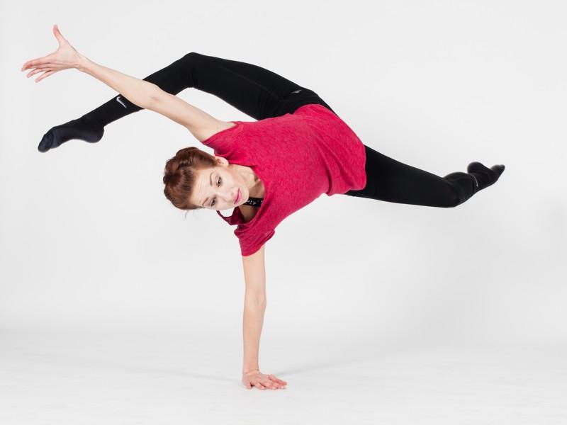 Contemporary dance: Mírně pokročilí