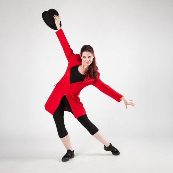 Moderní tanec - pravidelný kurz (Google Meet)