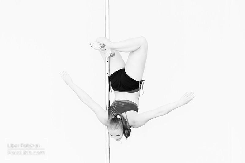 Pole dance: Středně pokročilí a výše