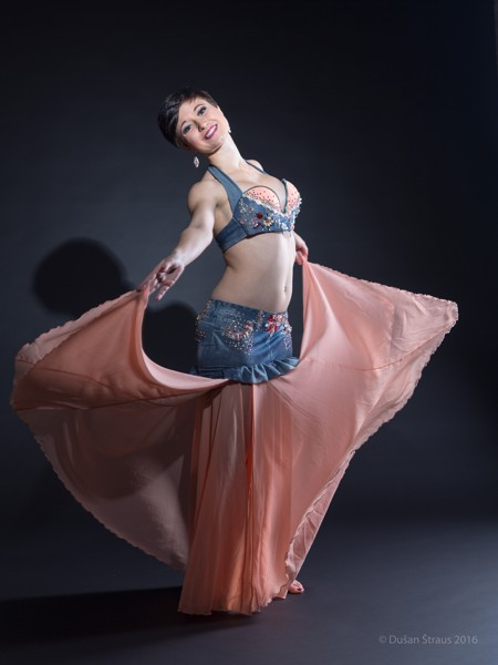 Make your belly dance