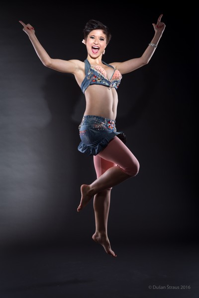Make your belly dance!