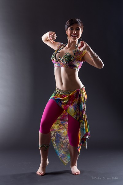 Make your belly dance (videolekce)