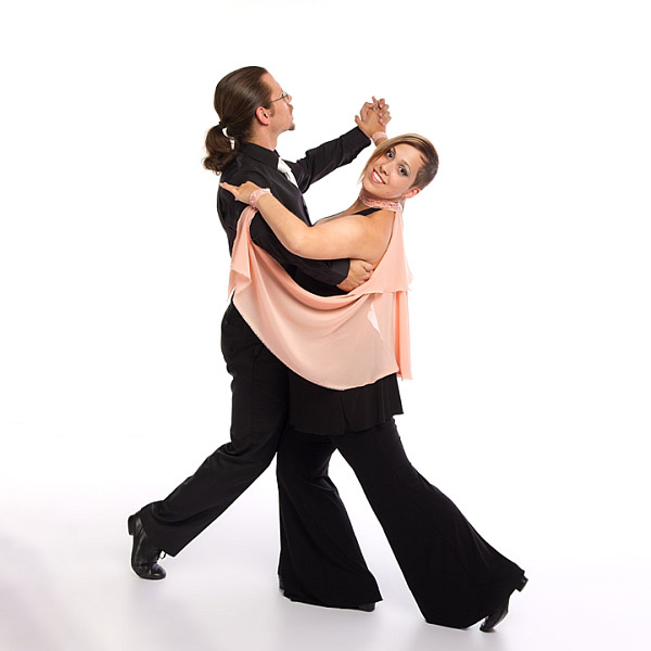Párové společenské tance