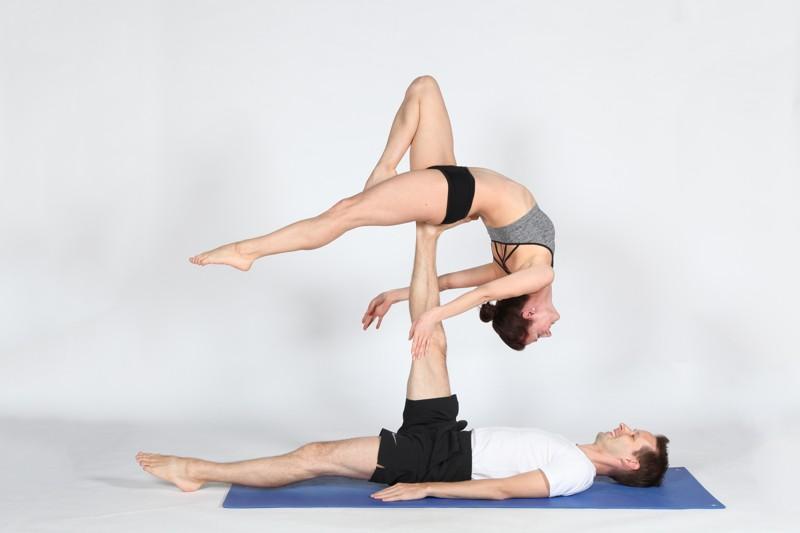 Acro jóga