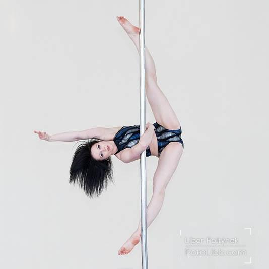 Flexibilita nejen pro poledancerky