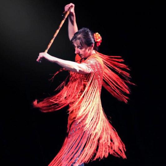 Flamenco: začátečníci + mírně pokročilí