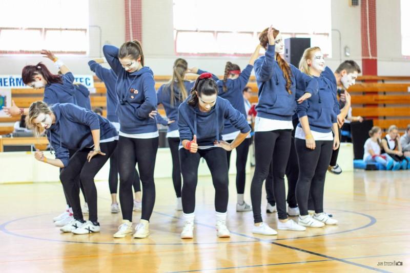 Street dance: Začátečníci + Mírně pokročilí