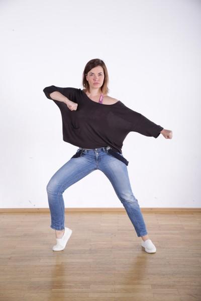 Street dance: Začátečníci