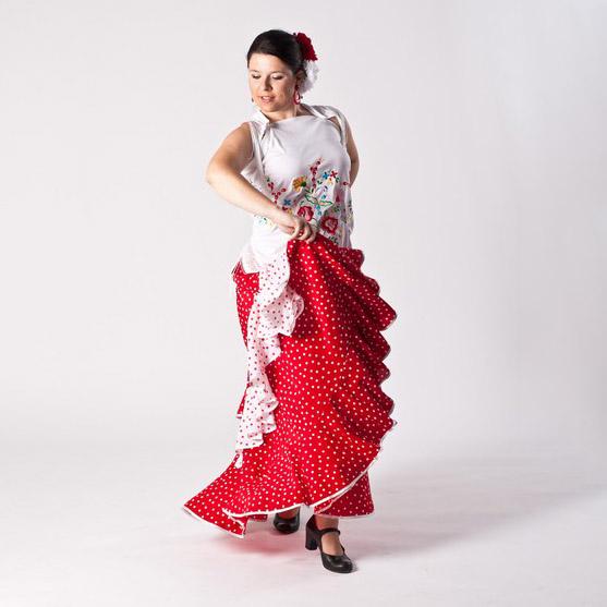 Flamenco: Skupina Rosas