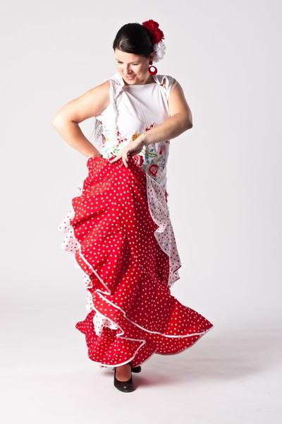 Flamenco: Mírně pokročilí
