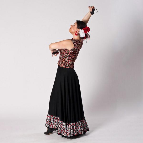 Flamenco: golpe