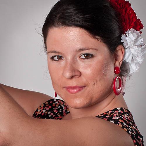 Flamenco víkend s Martinou