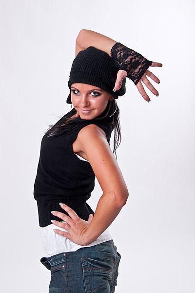 Street dance: Středně pokročilí