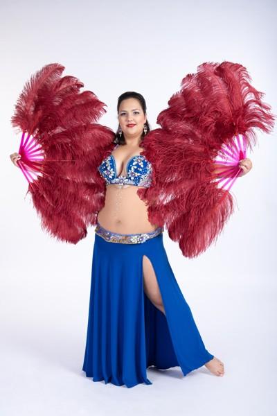 Orientální tanec: Středně pokročilí