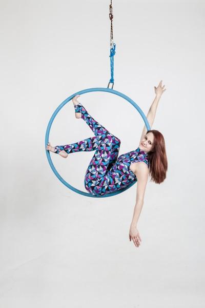 Aerial hoop pro teens