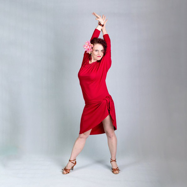 Latin dance sólo: Středně pokročilí