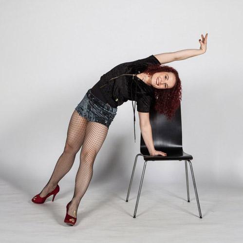Tango se židlí