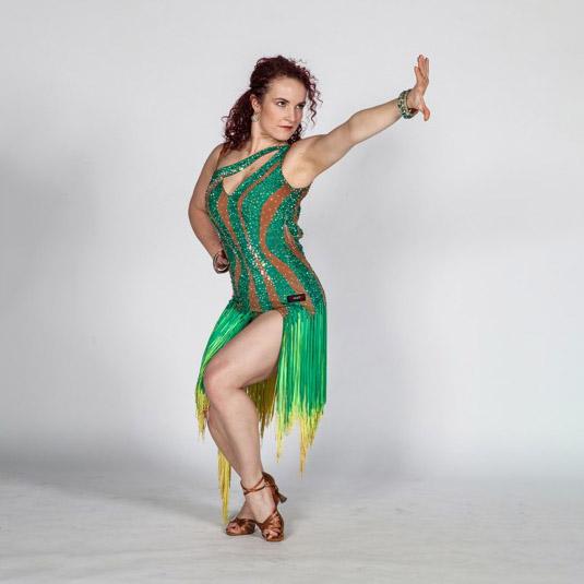 Párové společenské tance: Začátečníci