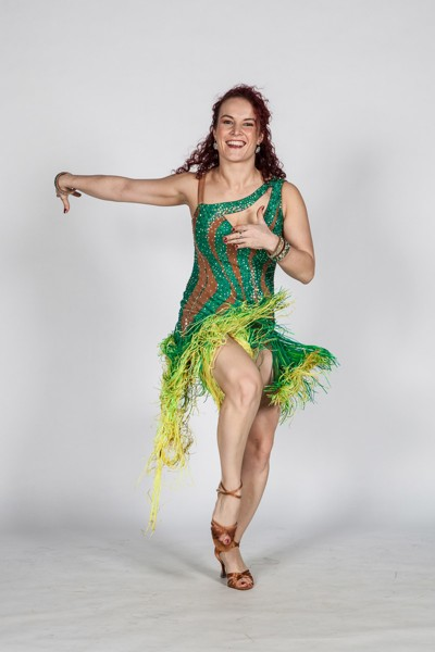 Latin dance pro pokročilé: jive sólo