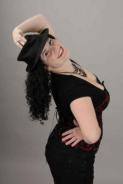 Lady latin dance: Mírně pokročilí