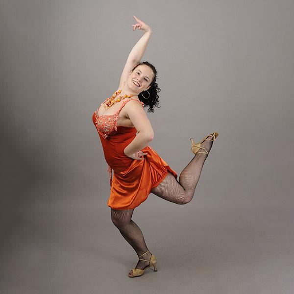 Latin dance pro teens 11-15 let