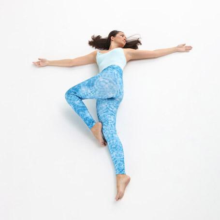 Contemporary dance (Google Meet, Facebook)
