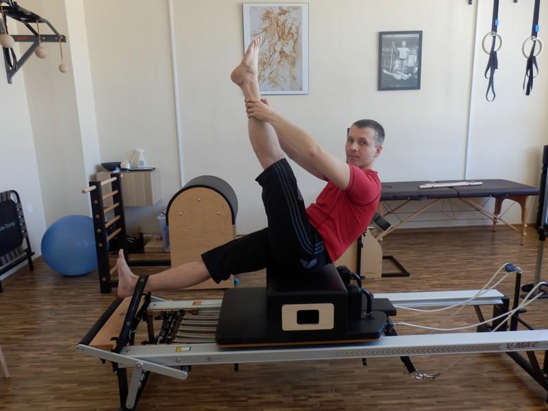 Pilates na strojích - inteligentní posilovna