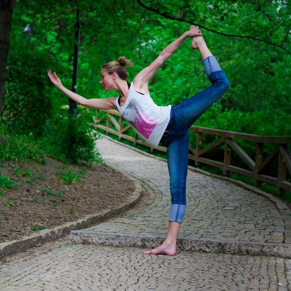 Ranní power jóga