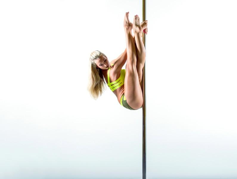 Pole dance: Středně pokročilí