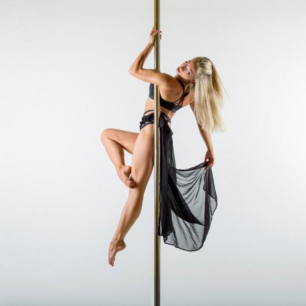 Pole dance: Tricks and combos: Středně pokročilí a výše