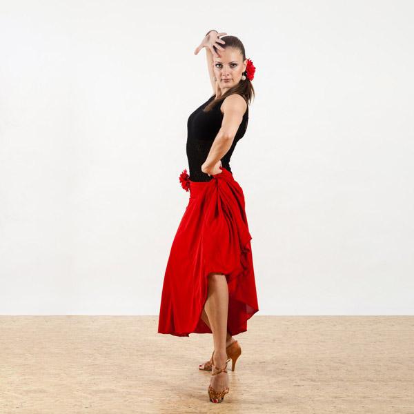 Latin flirt dance - Show must go on!
