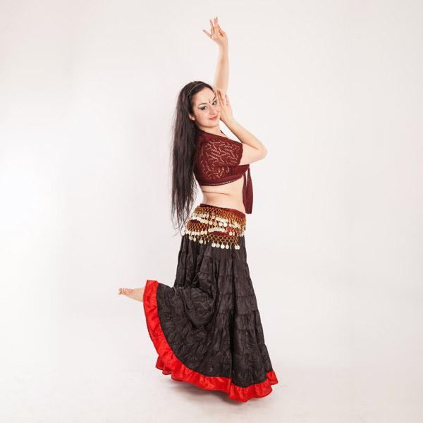 Orientální tanec pro seniory