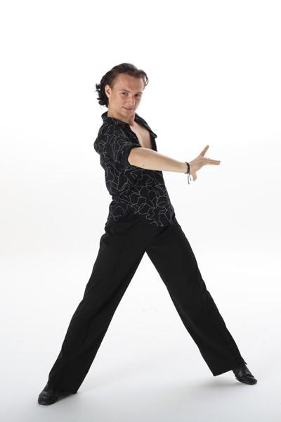 Latin dance sólo: Začátečníci