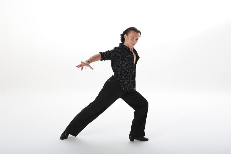 Latin dance sólo