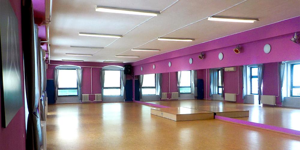 Brno - Václavská - sál 3