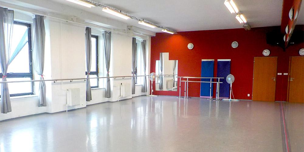 Brno - Václavská - sál 4