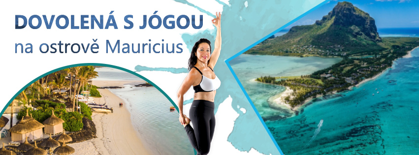 Jóga s Karolinou - Mauricius březen 2020